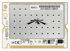 UBIQUITI UB5 HI-Reliability, Low-Cost 5GHz mini-PCI Radio
